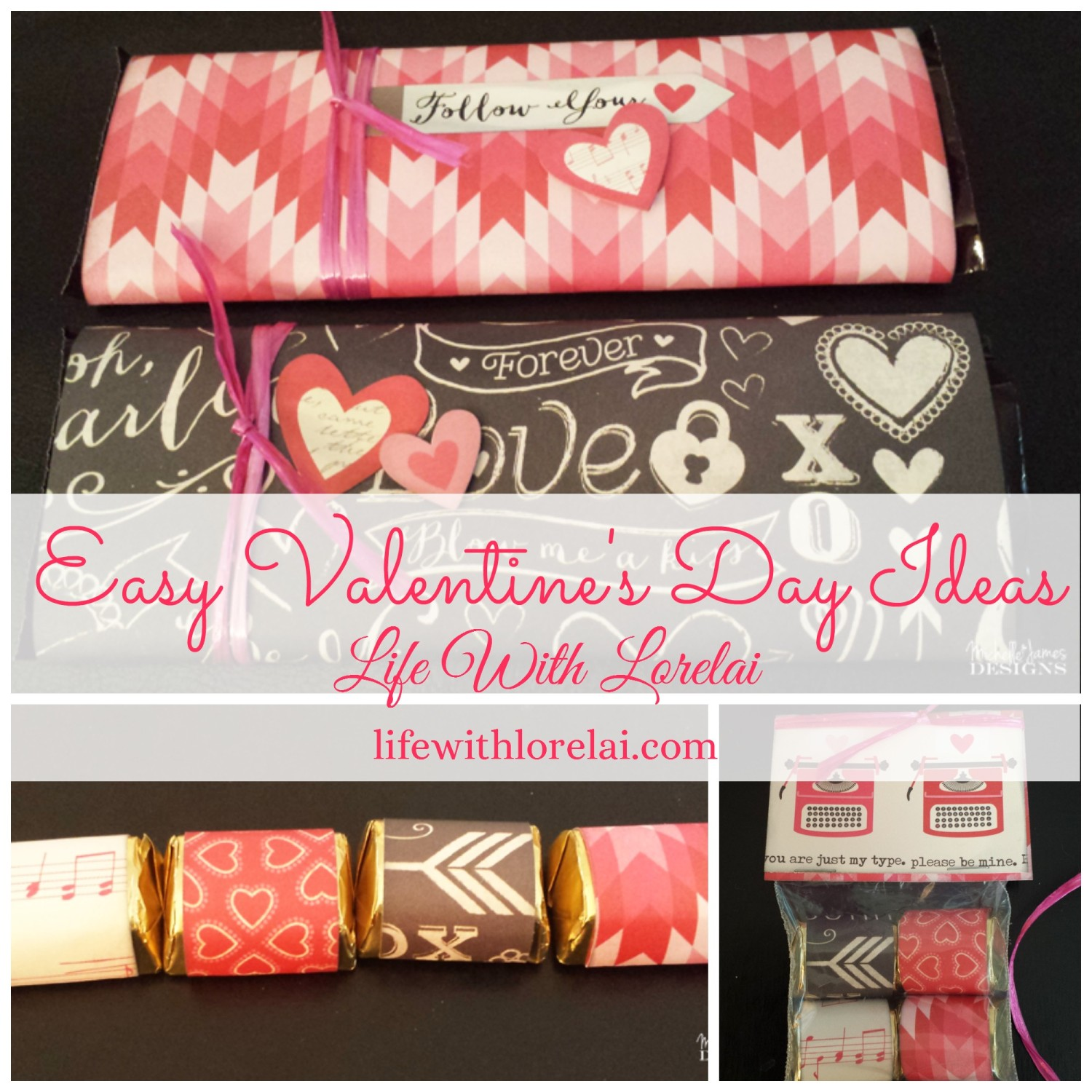 Easy Valentine's Day Ideas - Life With Lorelai