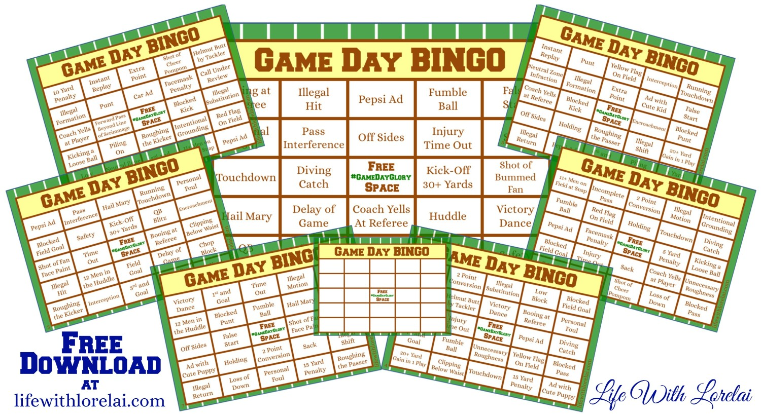 Free-Printable-Download-Game-Day-BINGO-Life-With-Lorelai
