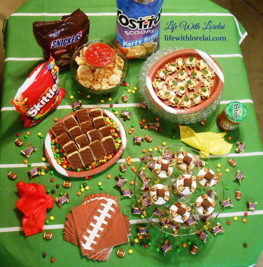 Game-Day-snack-table