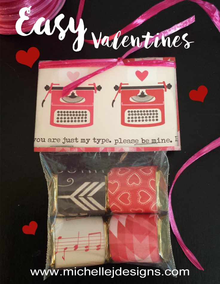 Jan 26 - Easy Valentine Ideas - Pic 1