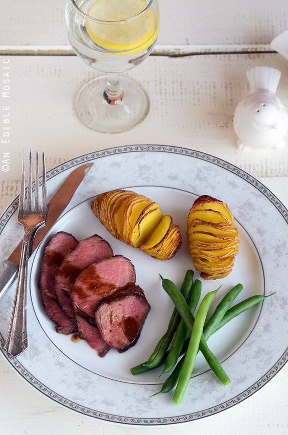 Spiced Sirloin Roast for Two - An Edible Mosaic - Faith
