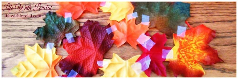 Tape-Leaves-Together