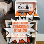 Charging Station For Your Guest Room
