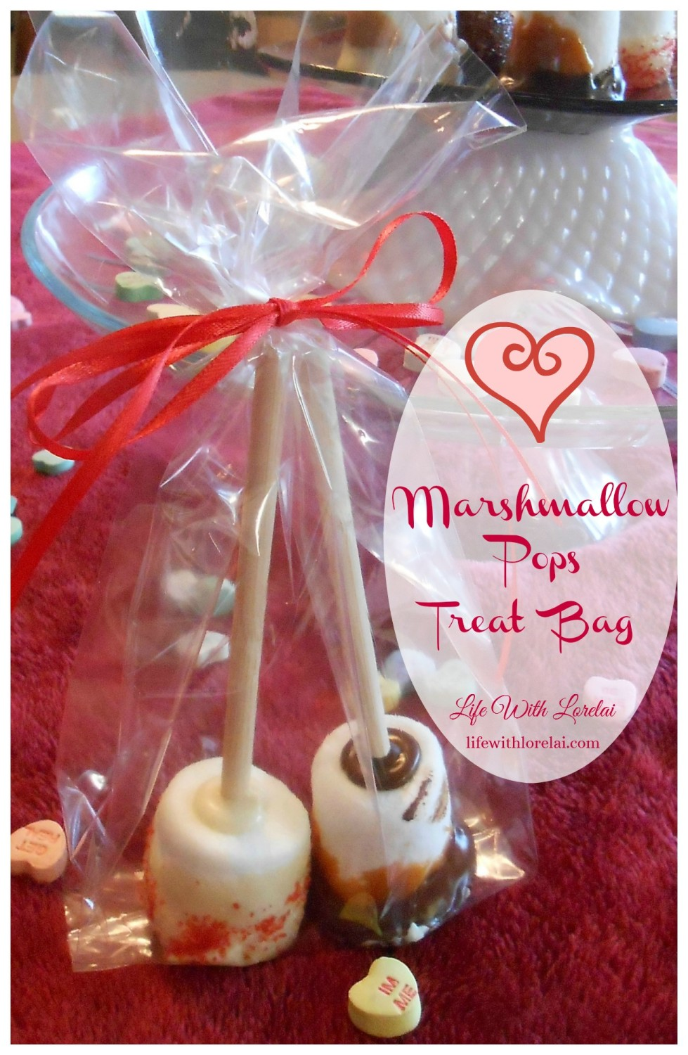 Marshmallow Pops Treat Bag - Life With Lorelai