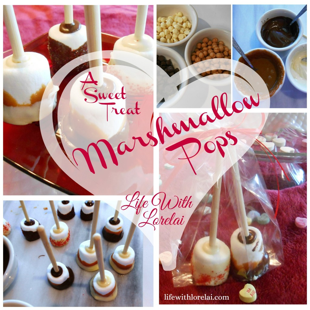 Marshmallow pops Title Collage 2 - Life With Lorelai