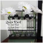 Spice Rack To Cool Vase