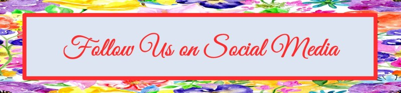 Follow us on Social Media - Spring 2016