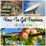 How-To Get Freebies