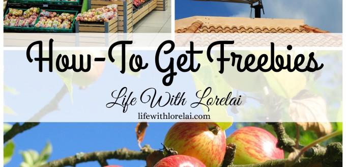 How-To Get Freebies - Life With Lorelai - Discountrue.com