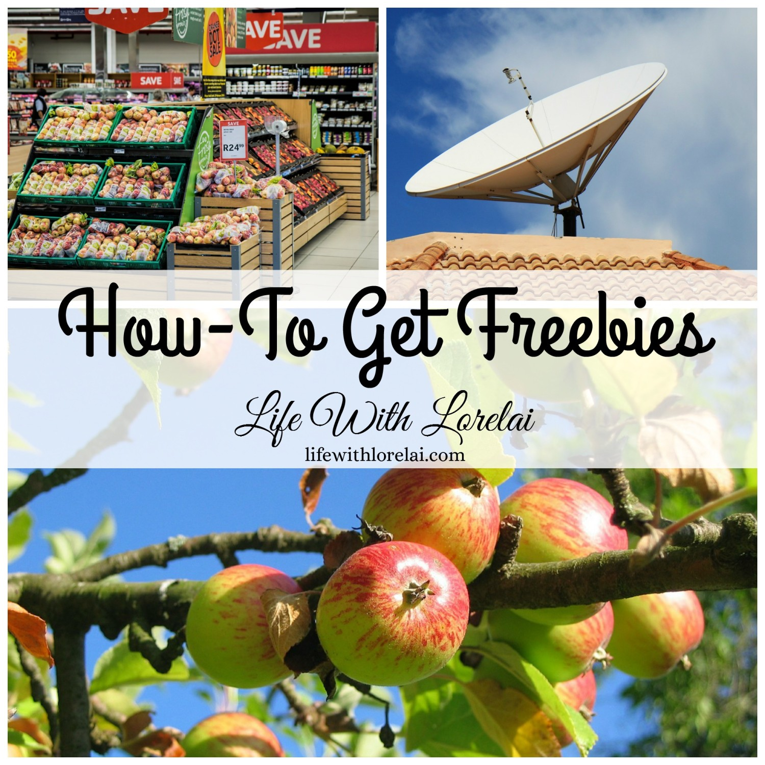 How-To Get Freebies - Life With Lorelai - Discountrue.com