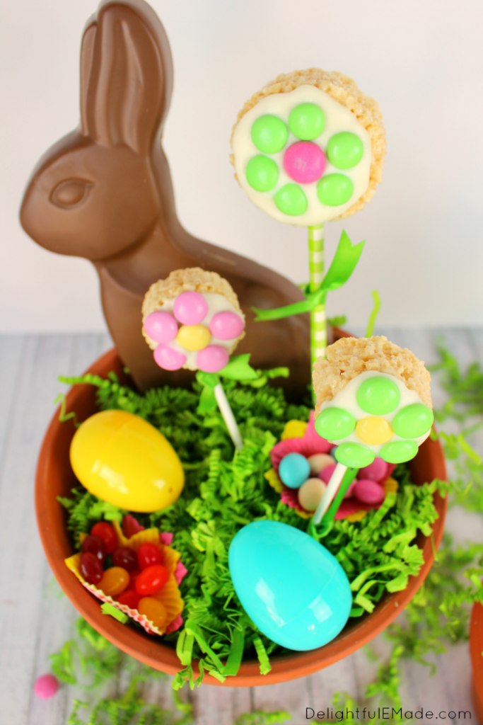 M&M Flower Pops - Delightful E Made - HMLP 78 - Feature