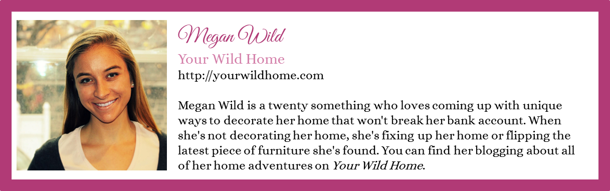 Megan Wild - Your Wild Home - Winter 2016
