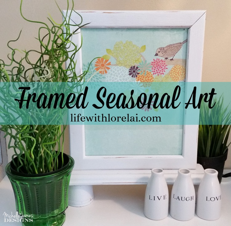 Framed-Seasonal-Art-Life-With-Lorleai