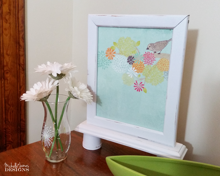 Michelle - Apr 19 - Frame for Seasonal Art - Pic 3 copy