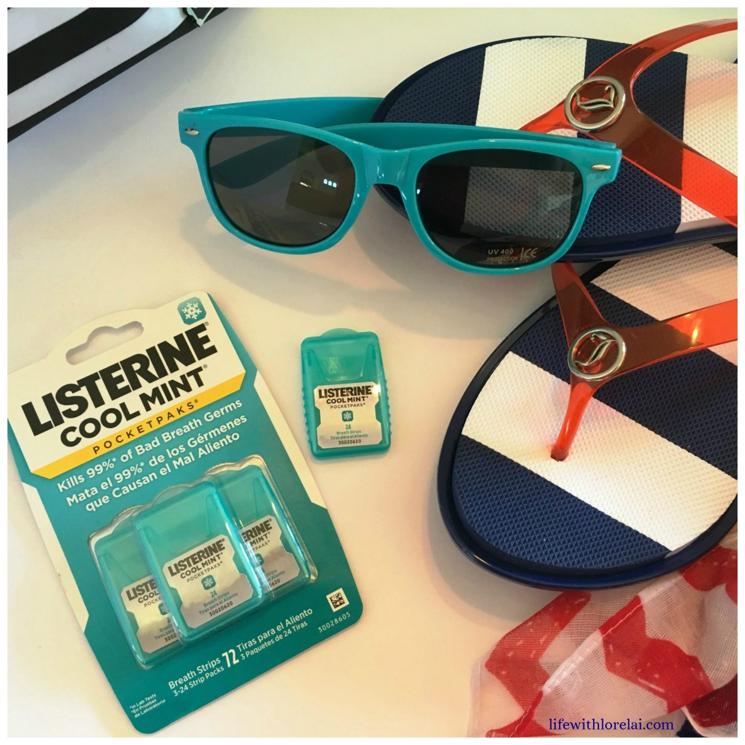 Listerine-Cool-Mint-Pocketpaks-Summer-Survival-Kit