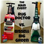 Carpet Cleaner – BISSELL vs. Rug Doctor