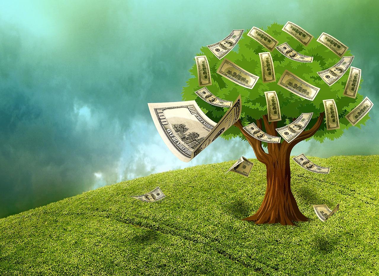Money Tree - Save Money