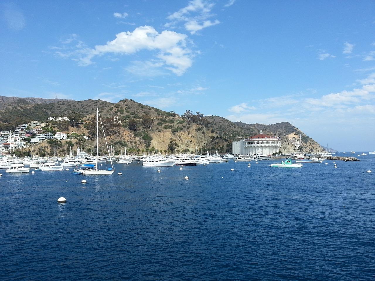 catalina-island-boats, ocean