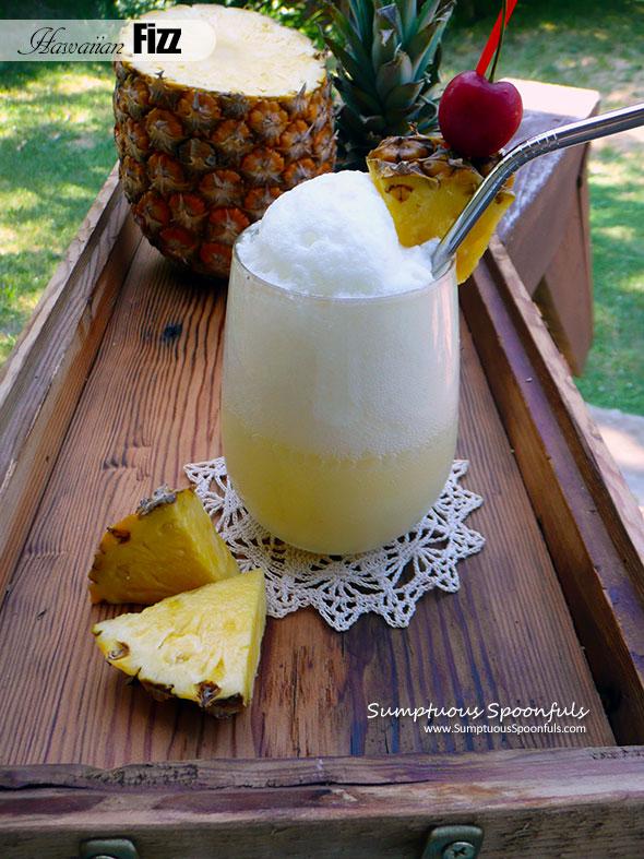 Hawaiian Fizz - Sumptuous Spoonfuls - HMLP 93 - Feature