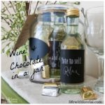 Wine & Chocolate Gift Jar