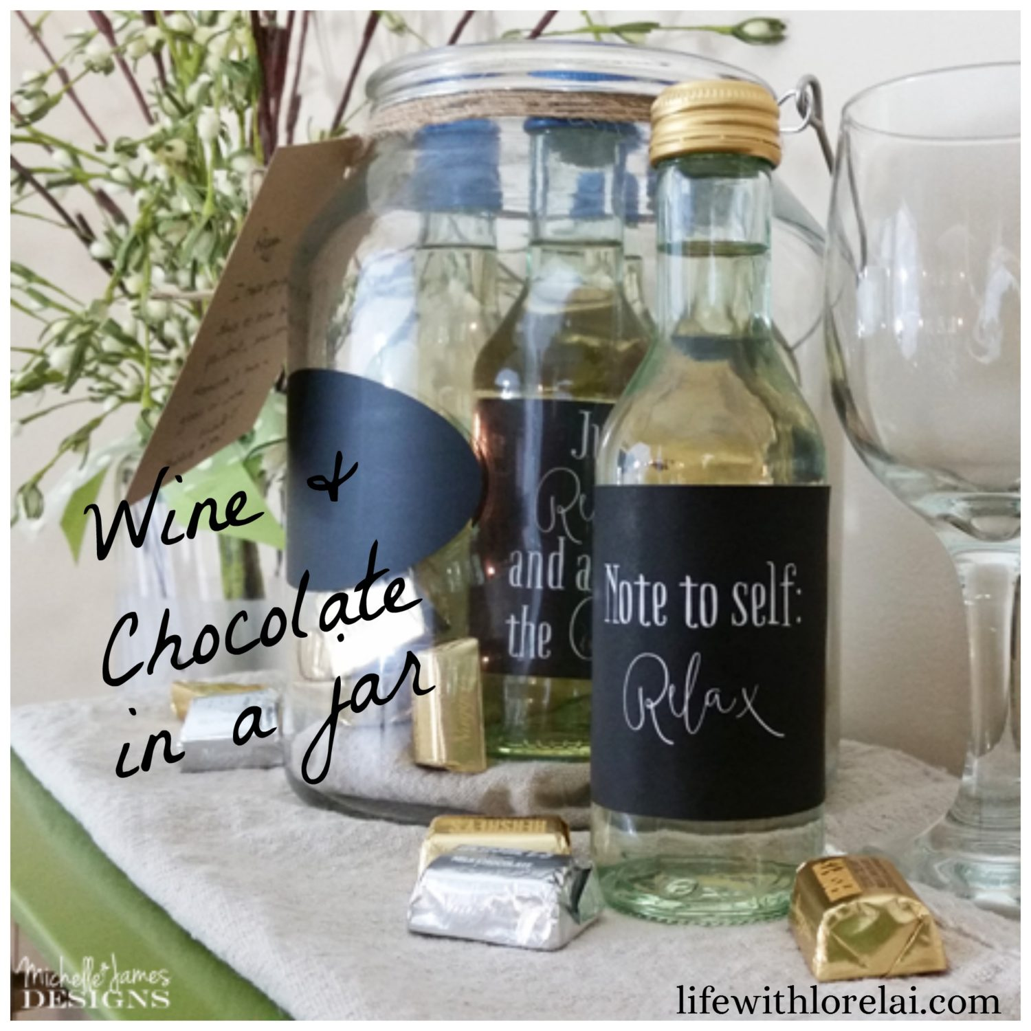 Wine-Chocolate-Jar-DIY