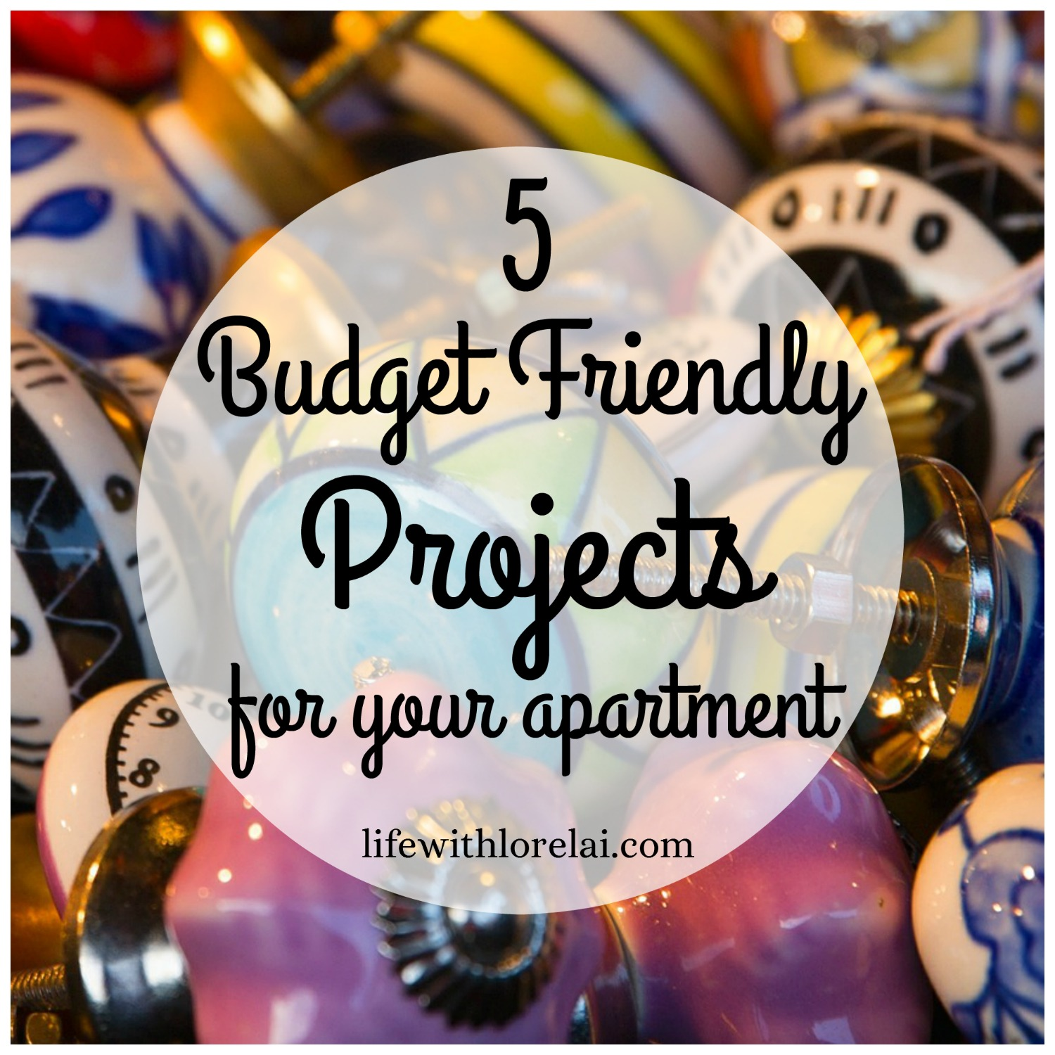 5-Budget-Friendly-Projects-Your-Apartment-Life With Lorelai