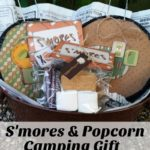 S'mores & Popcorn Camping Gift – DIY