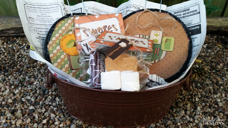 Michelle - Jul 26 - S'mores and Popcorn Camping Gift - Pic 8