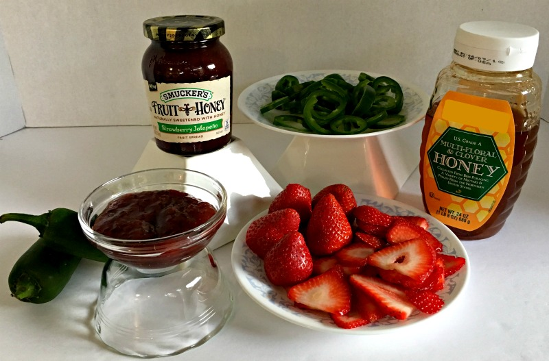 Smucker's-Fruit-Honey-Strawberry-Jalapeno-Fruit-Spread-Walmart-Glazed-Chicken