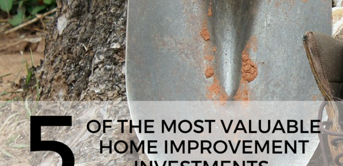 5 Most Valuable Home Improvement Investments