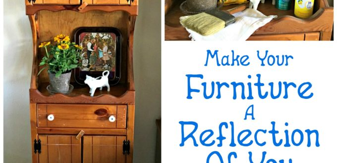 Make Your Furniture a Reflection of You