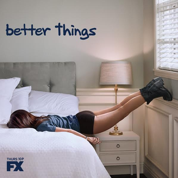 Better Things - Laugh, Don't Pull Your Hair Out! Watch FX Network's NEW #comedy series, and ENTER the GIVEAWAY!. #BetterThings #BetterThingsGiveaway #mom