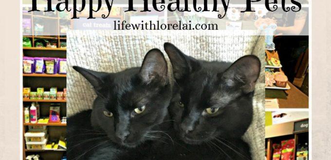 Happy Healthy Pets – Jinx and Josie