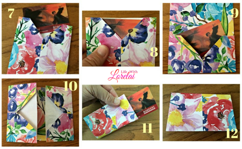 Learn how to make you very own Origami Business Card / Gift Card Holder! It's fun and easy project that actually has many uses. Enjoy.
