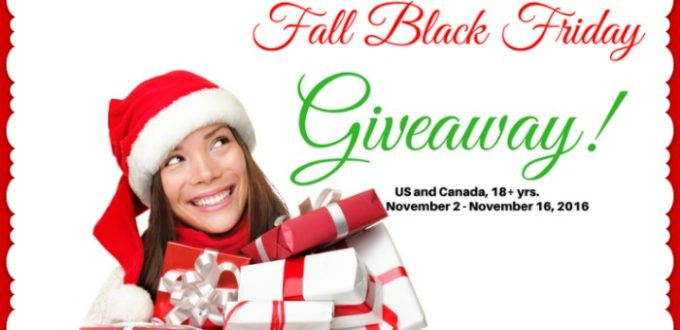 ENTER to WIN $335 Paypal CASH in the Fall Black Friday GIVEAWAY brought to you by a group of fantastic bloggers! It's just in time for holiday shopping.