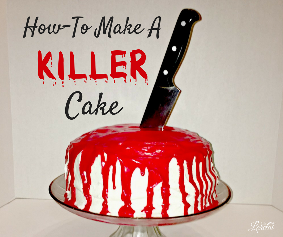 How To Make A Killer Cake For A Theme Party Life With Lorelai