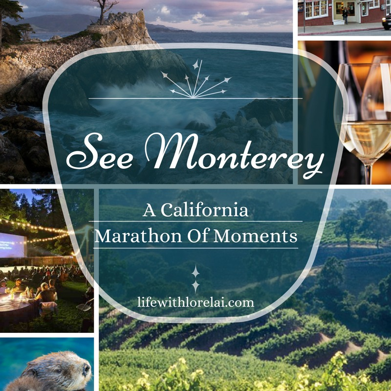 What's special about Monterey County, CA? Everything! Put this stunning location on your bucket list. See Monterey, and experience its marathon of moments. AD