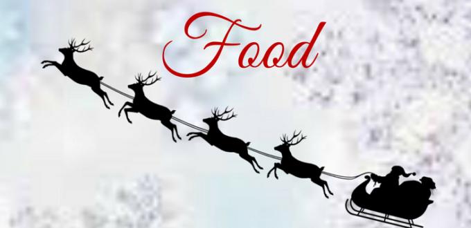 Magical Reindeer Food + Free Printable