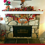 Mantel Makeover – An Easy DIY Home Improvement