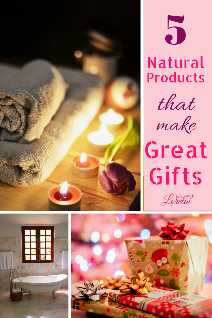 Handmade gift ideas that are quick and easy. Natural products turned into bath and beauty gifts everyone will love. Great for last-minute gift ideas.