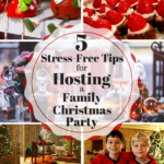 5 Tips for Hosting a Stress-Free Family Christmas Party