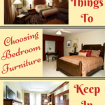 Bedroom Furniture – 10 Things To Keep In Mind