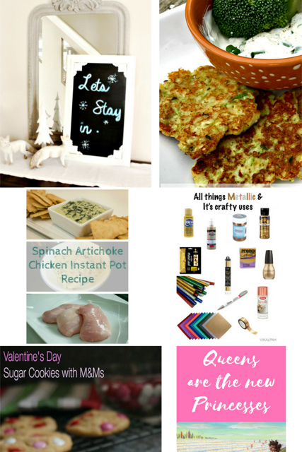 Come join the fun and link your blog posts at the Home Matters Linky Party 119. Find inspiration recipes, decor, crafts, organize -- Door Opens Friday EST.