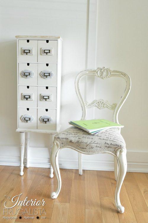 Apothecary Cabinet - Interior Frugalista - HMLP 121 Feature