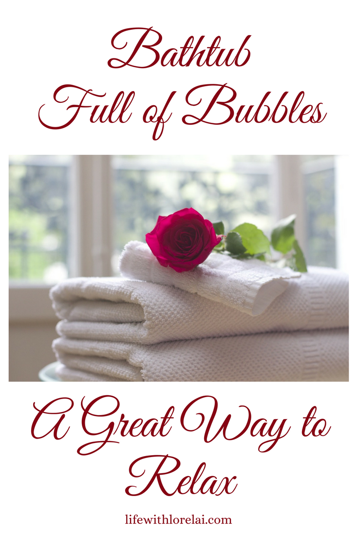 Relax and de-stress with a bathtub full of bubbles and a little personal time. Find out my 5 must-haves for a great bubble bath.