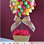 Create A Gumdrop Topiary – A Sweet DIY