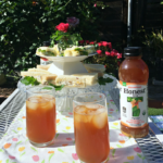 Iced Tea In The Garden + 3 Tea Sandwich Recipes