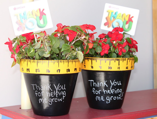 Thanks For Helping Me Grow Teacher Gift Giggles Galore - HMLP Feature 133