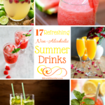 17 Non-Alcoholic Drink Recipes Refreshing Summer