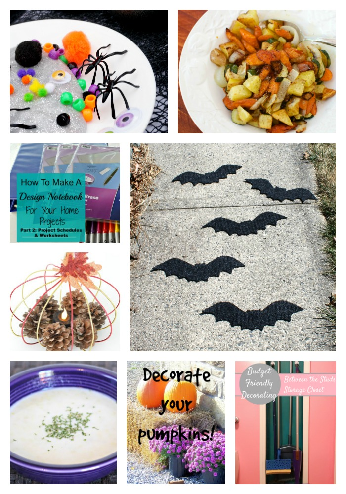 Come join the fun and link your blog posts at the Home Matters Linky Party 157. Find inspiration recipes, decor, crafts, organize -- Door Opens Friday EST.